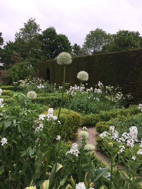 Sissinghurst Castle Garden med SvD accent