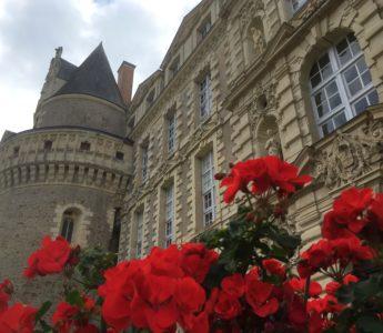 Besök på Chateau de Brissac.