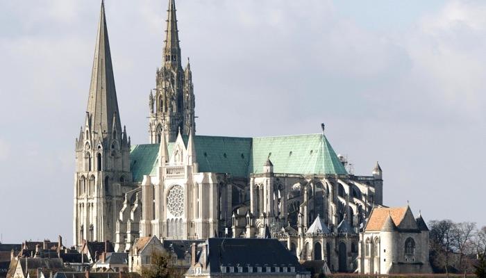 Katedralen i Chartres