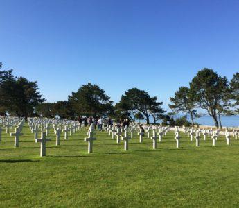 Amerikanska krigskyrkogården