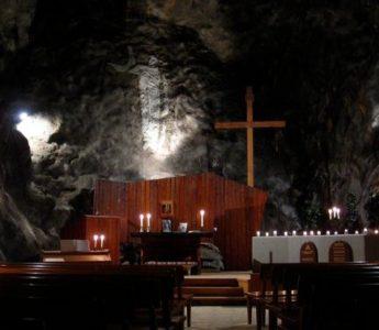 Underjordskyrkan Sta Anna