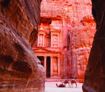 Klippstaden Petra