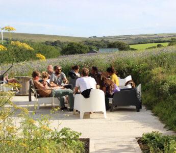 Vinprovning Cornwall